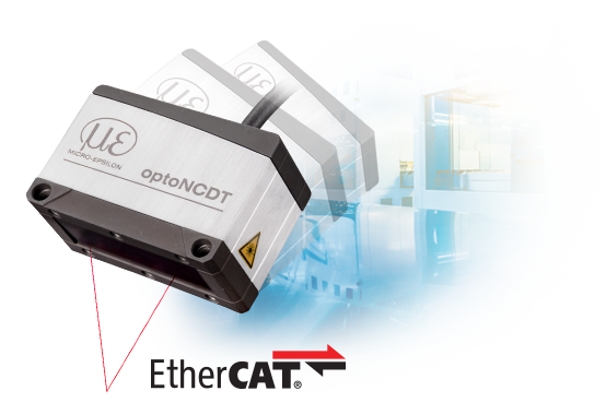 New: optoNCDT 1900 Compact laser displacement sensor | for advanced automation