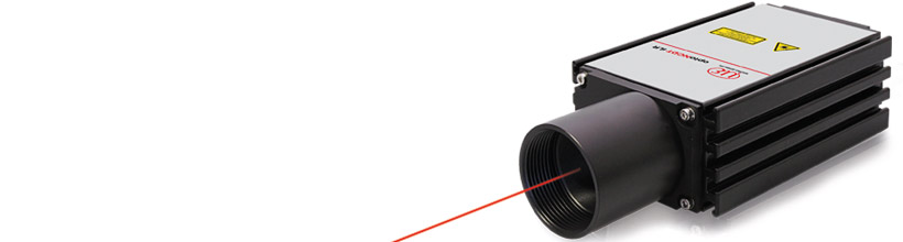 Laser distance sensors for distance and position measurements up to 150m