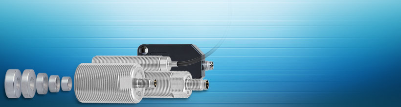 Magneto-inductive displacement sensors for industrial applications